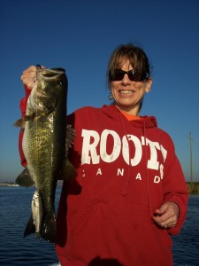 Bass Fishing Florida Everglades